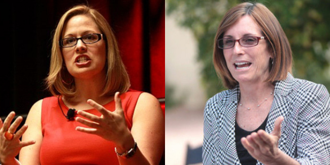 In Arizona's nasty, hard-fought 2018 Senate race, it's all going to come down to turnout