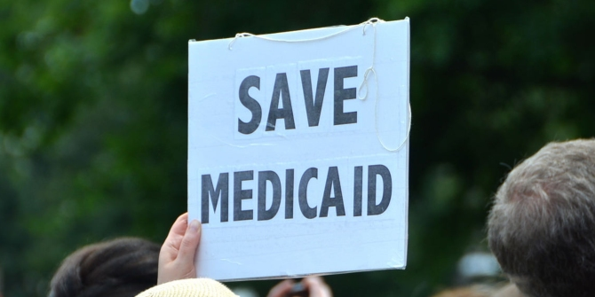 In the 2018 midterms, Medicaid was a big winner in three deep red states.