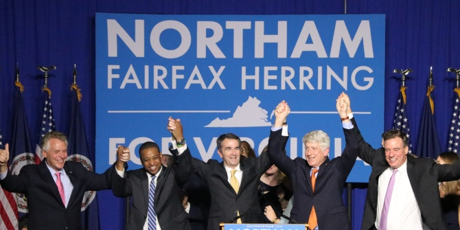 Why Virginia's scandal-struck Democratic executives are likely to remain in power.