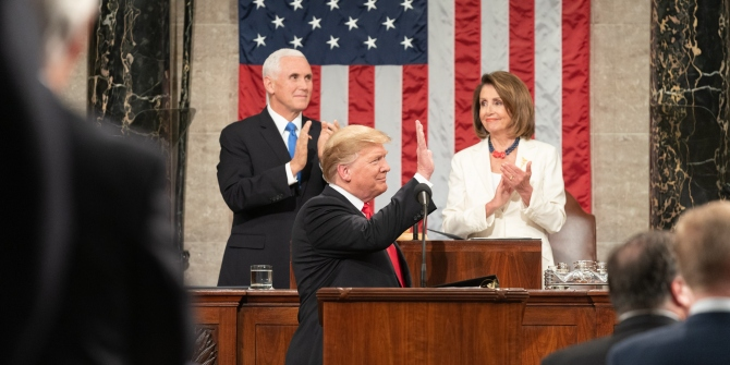 The 'heroes' and 'victims' of Trump's State of the Union reveal how he wants Americans to think about gender and ethnicity.