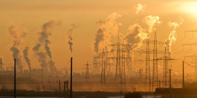 US factories are polluting less, but regulation rollbacks threaten air quality