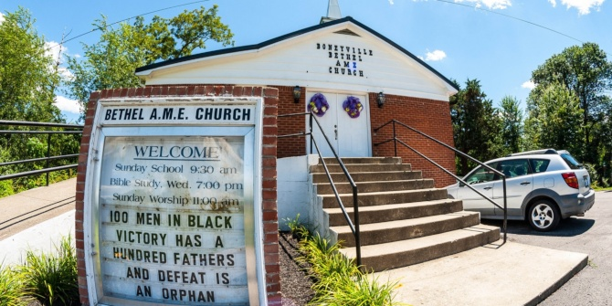 Understanding the future of Black politics means understanding the future of the Black church