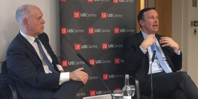 The Ballpark Podcast Extra Innings: The Dangers of Brexit for the Special Relationship with Senator Chris Murphy