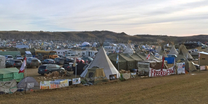 Book Review: Standing Rock: Greed, Oil and the Lakota's Struggle for Justice by Bikem Ekberzade