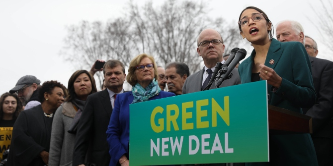 To pass climate legislation, Democrats should link it with labor protection