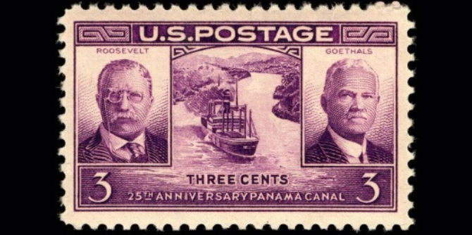 How the Panama Canal reshaped the economic geography of the United States