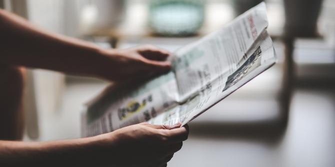 Newspaper fact checks, especially critical ones, can help keep political ads honest