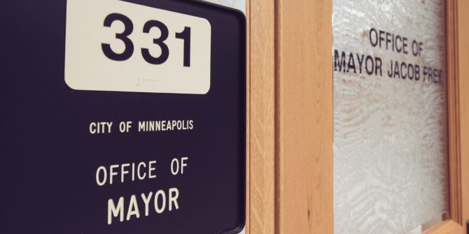 Eight out of ten mayors in America have experienced violent or psychological abuse