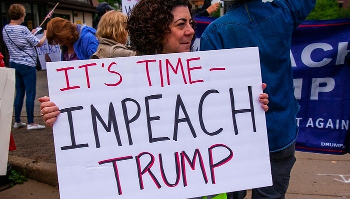 Pursuing impeachment is the best option for the country right now