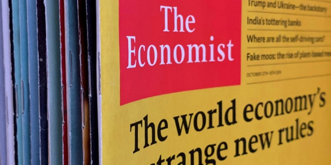 Book Review: Liberalism at Large: The World According to the Economist by Alexander Zevin