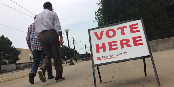 Primary Primers:Why Minnesota is –and isn't – a swing state
