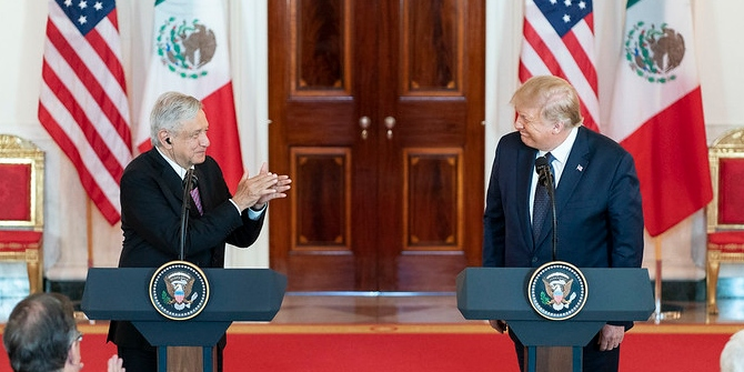 Trump's meeting with Mexico's AMLO this week shows just how alike both presidents are.