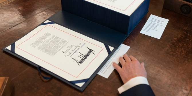 Why Trump needs Congress to make a deal on the next COVID-19 stimulus package