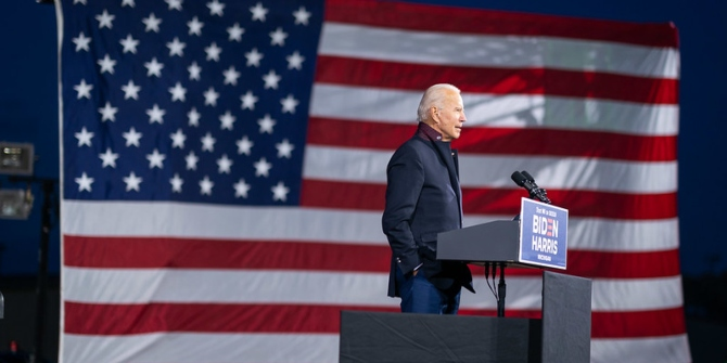 With less than two weeks to go, the 2020 election is Joe Biden's to lose.