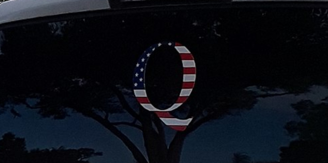 Even if it wanted to, the Republican Party can't stop the spread of QAnon conspiracies and candidates which support them.