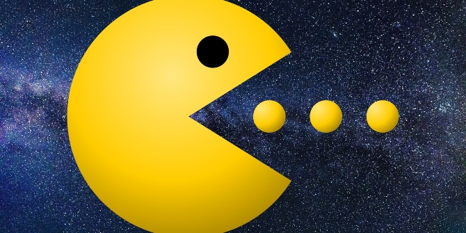 US and Chinese tech firms increasingly play a game of Pac-Man