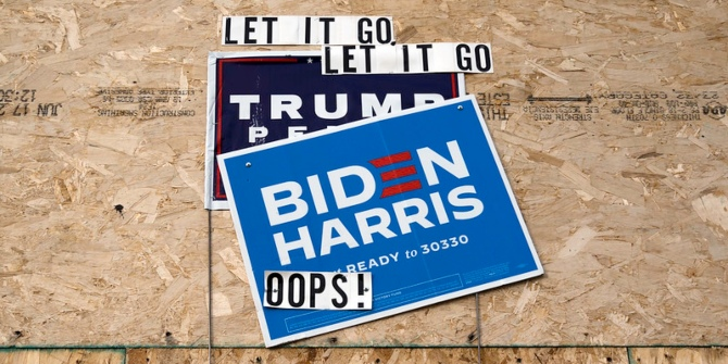 blogs.lse.ac.uk: While they are not Trump, we can expect Joe Biden and Kamala Harris to continue to reinforce unjust American power at home and abroad.
