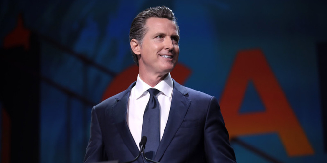 A recall effort over the state's COVID-19 response means an uncertain future for California Governor Gavin Newsom.