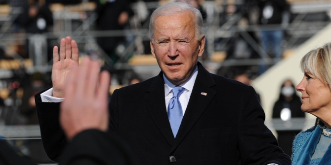 Never a Dull Moment: How an intense decade of religious politics divided Americans and Biden's Catholicism can bring unity