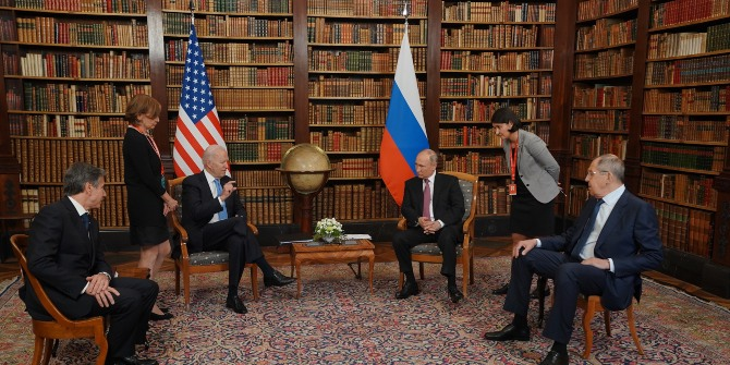 Biden's meetings with the G7 and Putin made little concrete progress, reflecting the President's focus on domestic rather than foreign policy.