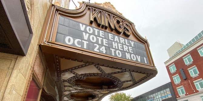 Is the battle over voting rights the biggest test of US democracy?