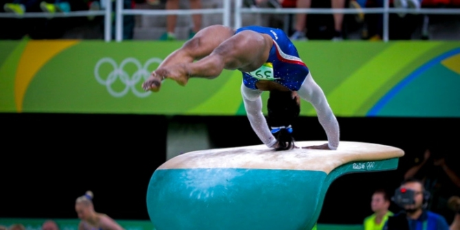 Gendered laws curb Olympic success