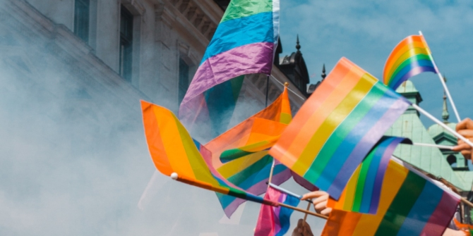 Book Review: The International LGBT Rights Movement: A History by Laura A. Belmonte