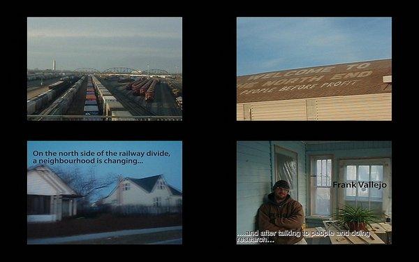 Figure 3. Andy Puiatti film stills