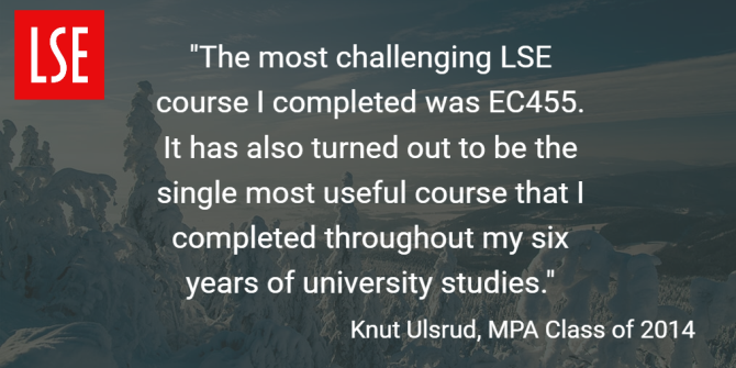 My reflections on the LSE-SIPA MPA dual degree | LSE SPP Blog
