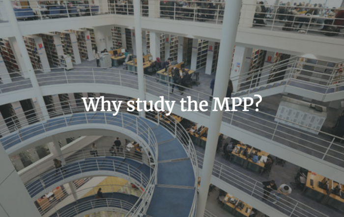 Why study the Master of Public Policy at LSE?