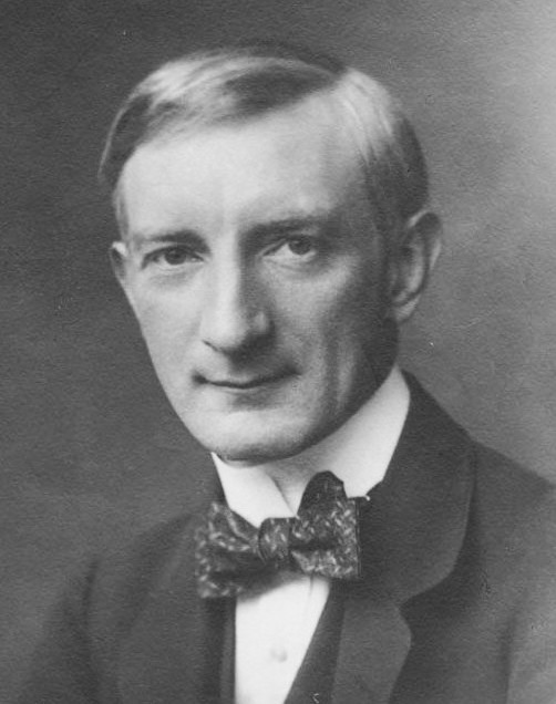William Beveridge c1910. IMAGELIBRARY/678. LSE