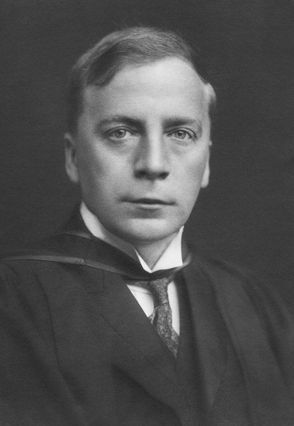 W S Hewins, c 1900. IMAGELIBRARY/1335. LSE