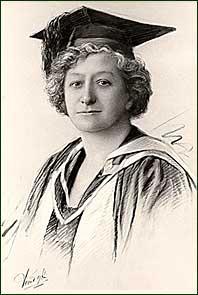 Lilian Knowles. LSE