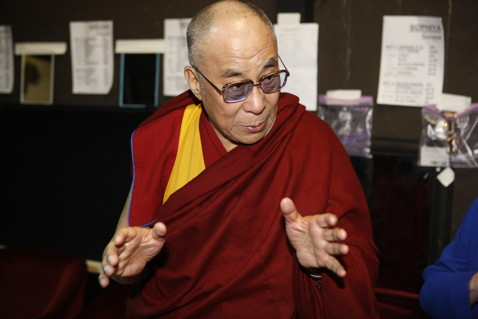Dalai Lama at LSE