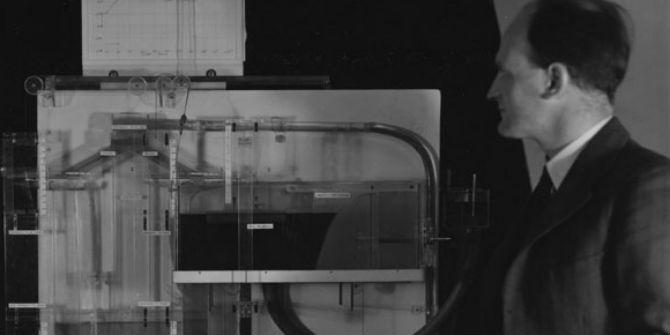 Bill Phillips and the Phillips Machine