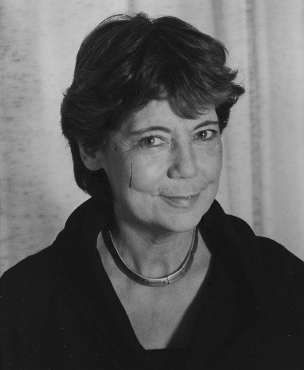 Hilde T Himmelweit, c1983. IMAGELIBRARY/1276. LSE