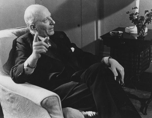 Hugh Dalton, 1962
