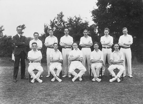 LSE Cricket team, 1922
