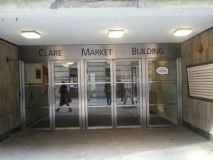 Clare Market building