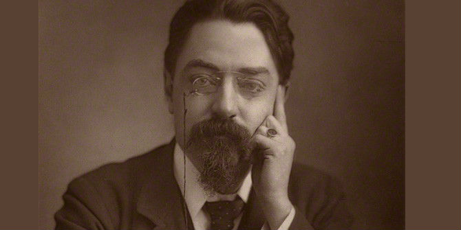 Sidney Webb – the early years