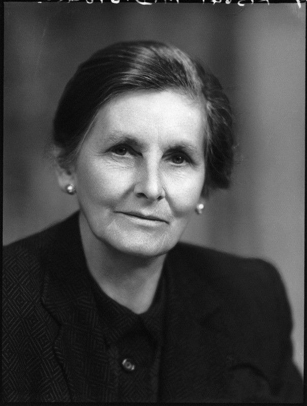 Mary Danvers Stocks, Baroness Stocks, 1952