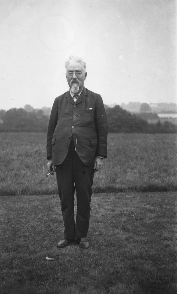 Sidney Webb, c1930s. IMAGELIBRARY/749. LSE