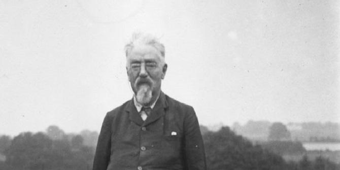 Sidney Webb the bibliographer