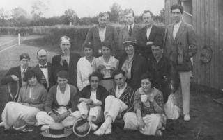 Tennis club 1920