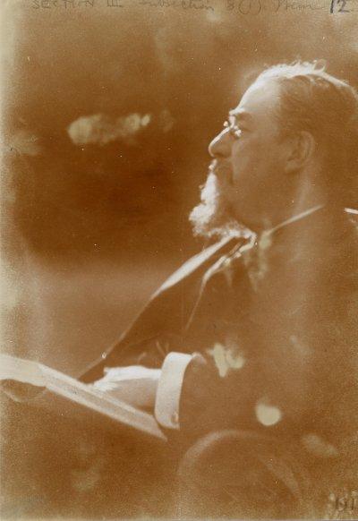 Sidney Webb, 1916. IMAGELIBRARY/1356. LSE