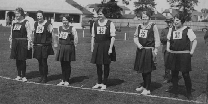 All work and no play – the early years of the LSE sports ground