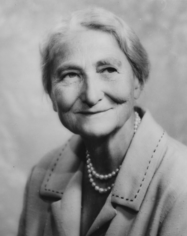 Dame Eileen Younghusband, c1970s. IMAGELIBRARY/756. LSE
