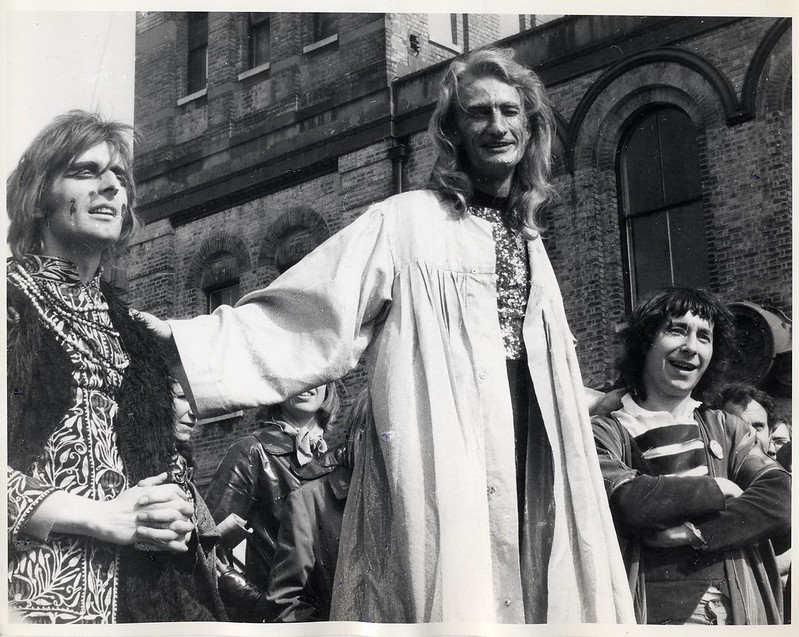 GLF Street Theatre, early 1970s. HCA Chesterman. LSE