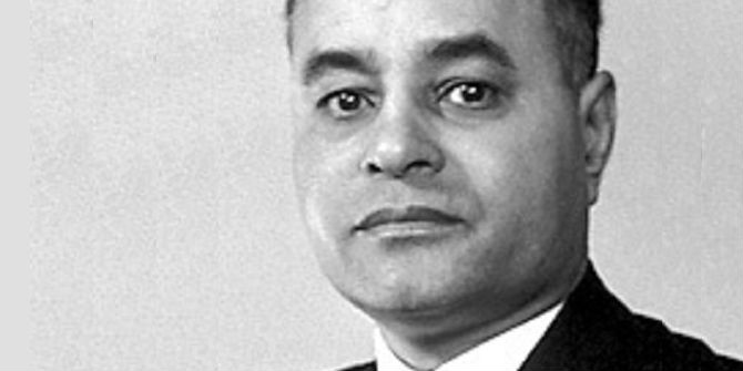 An American in London – Ralph Bunche at LSE