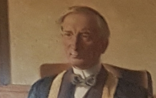Beveridge portrait